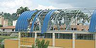 Montajes de techos curvos